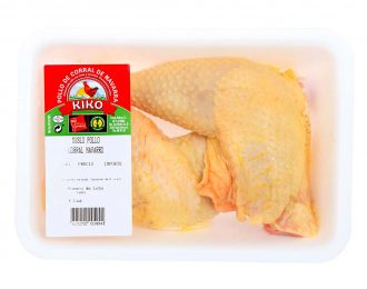 Muslos pollo Kiko